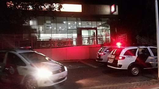 Movimentação suspeita leva Polícia ao Banco Santander