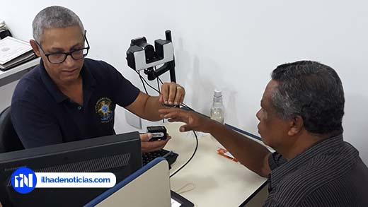 89,45% dos eleitores fizeram biometria em Ilha Solteira; Cadastro continua