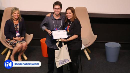 Aluno da UNESP de Ilha Solteira é premiado pelo desenvolvimento de microcontrolador que ajuda amputados