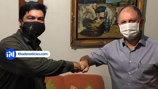 Manoel Padilha é confirmado como vice de Kokim