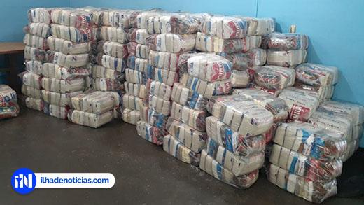 Procura aumenta na pandemia e Prefeitura reforça distribuição de cestas básicas